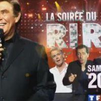 La soirée du rire sur TF1 ... Ce soir samedi 21 août 2010 ... bande annonce