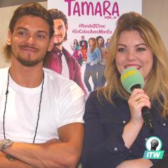 Tamara 3 en préparation ? Rayane Bensetti et Heloïse Martin nous répondent (interview)