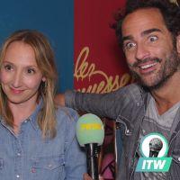 """Audrey Lamy (Ma Reum) et Florent Peyre : """"Quand on est parent, on est toujours angoissé"""" (Interview)"""