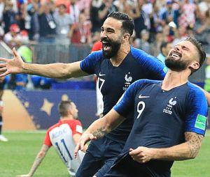Adil Rami : le best-of de ses meilleurs moments pendant la Coupe du Monde 2018 en une vidéo