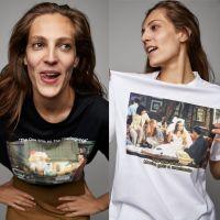 Friends : Zara rend hommage à la série culte avec deux tee-shirts