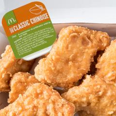 McDonald's suspend sa sauce chinoise, les internautes en panique : la réponse parfaite de Mcdo