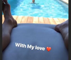 Benjamin Pavard en vacances en amoureux avec sa chérie Rachel Legrain-Trapani !