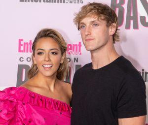 Logan Paul et Chloe Bennett en couple : premier tapis rouge à deux
