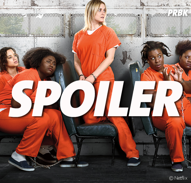 Orange is the New Black saison 7 : (SPOILER) de retour dans la suite ? La réponse !
