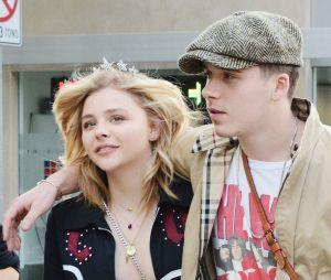 Chloe Moretz a été en couple avec Brooklyn Beckham