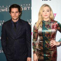 Dylan O'Brien séparé de Britt Robertson... et en couple avec Chloe Moretz ?
