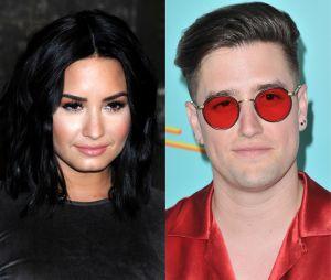 """Demi Lovato en rehab : son ami d'enfance Logan Henderson déclare que c'est une """"femme forte"""" et qu'elle """"va bien""""."""