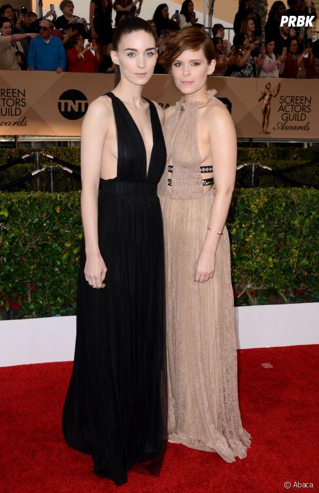 Ces frères et soeurs qui sont acteurs : Kate et Rooney Mara