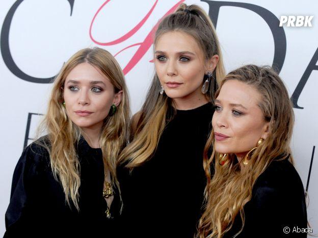 Ces frères et soeurs qui sont acteurs : Mary-Kate, Elizabeth et Ashley Olsen