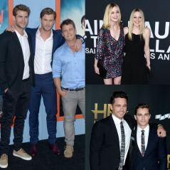 Liam et Chris Hemsworth, Katherine et Josephine Langford... : ces acteurs qui sont frères et soeurs