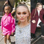 North West, Lily-Rose Depp, Harper Beckham... 11 enfants de stars qui ont bien grandi !