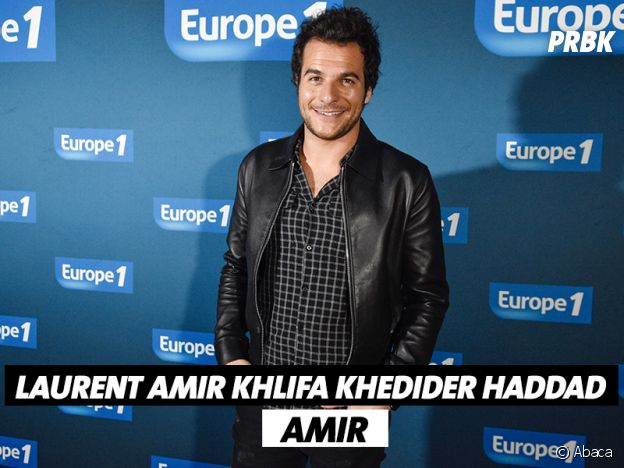 Le vrai nom d'Amir