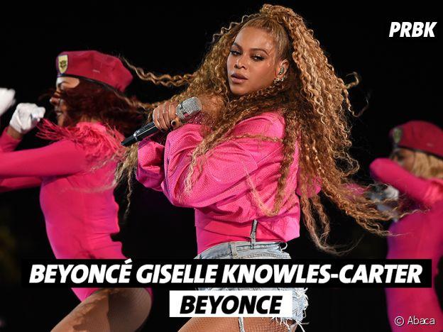 Le vrai nom de Beyonce