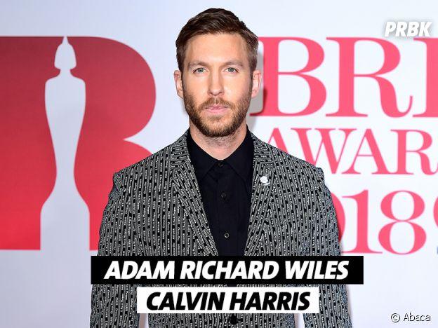 Le vrai nom de Calvin Harris