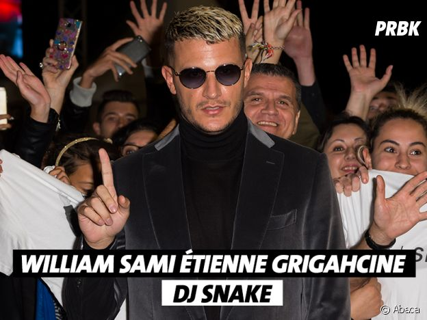 Le vrai nom de DJ Snake