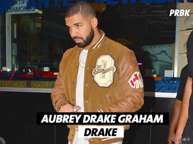 Le vrai nom de Drake