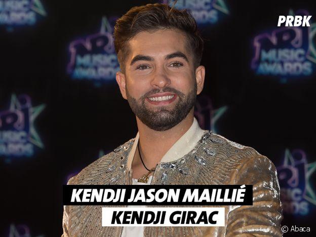 Le vrai nom de Kendji Girac