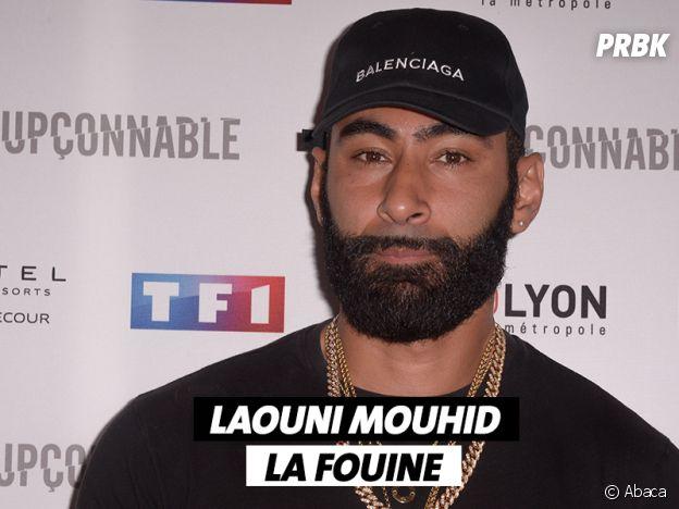 Le vrai nom de La Fouine