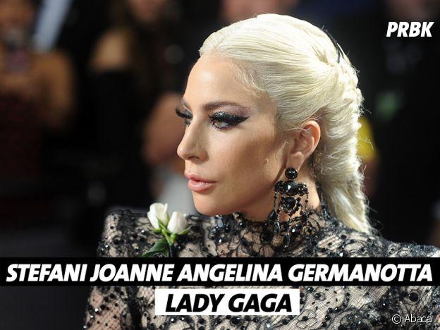 Le vrai nom de Lady Gaga