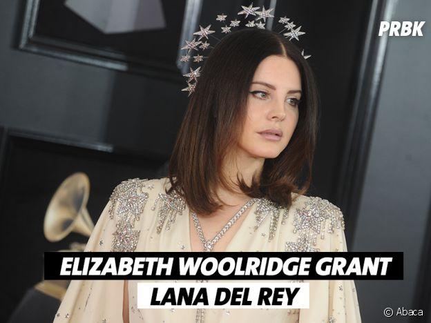 Le vrai nom de Lana Del Rey