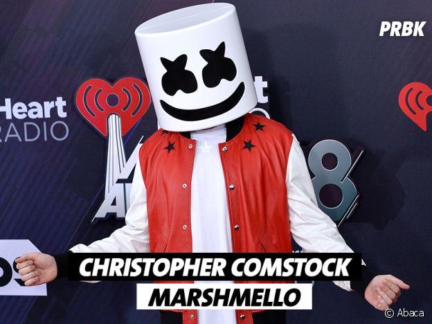 Le vrai nom de Marshmello