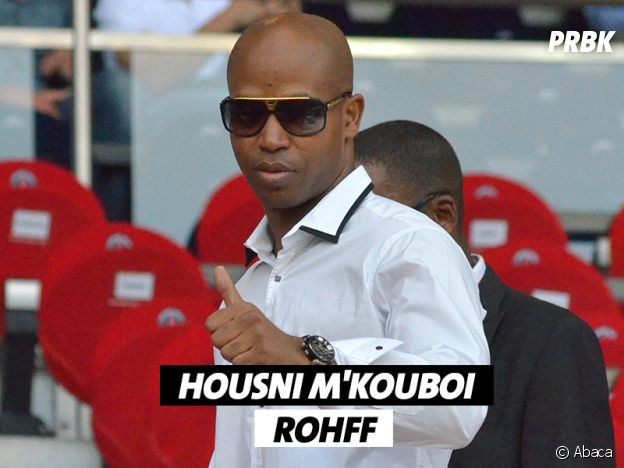 Le vrai nom de Rohff