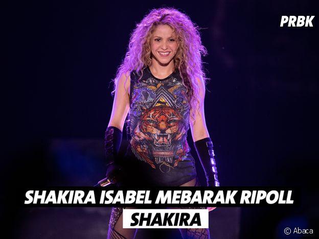 Le vrai nom de Shakira
