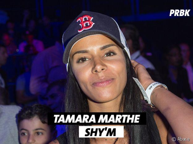 Le vrai nom de Shy'm
