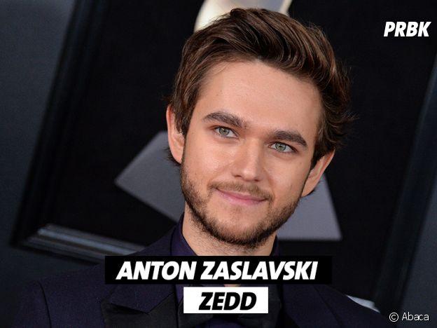Le vrai nom de Zedd