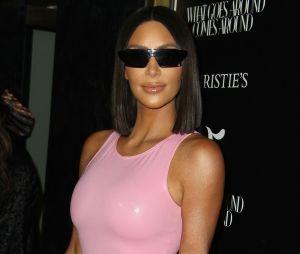 Kim Kardashian anorexique ? Elle révèle son poids hallucinant !