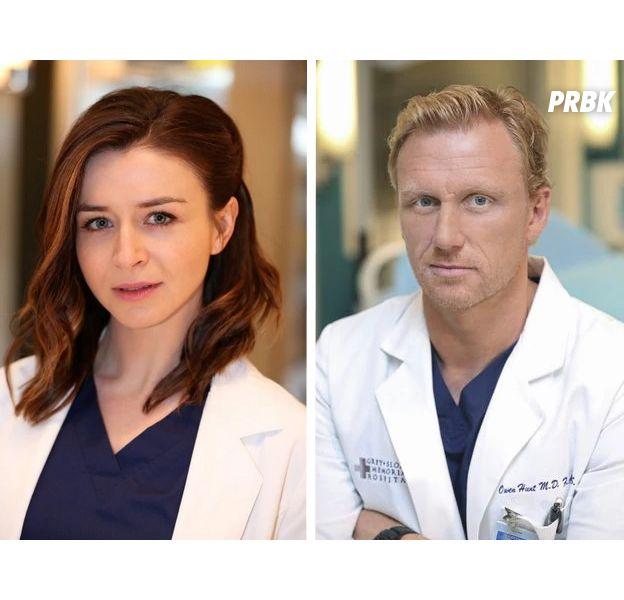 Grey's Anatomy saison 15 : Amelia ou Teddy pour Owen ? Un triangle amoureux très spécial à venir