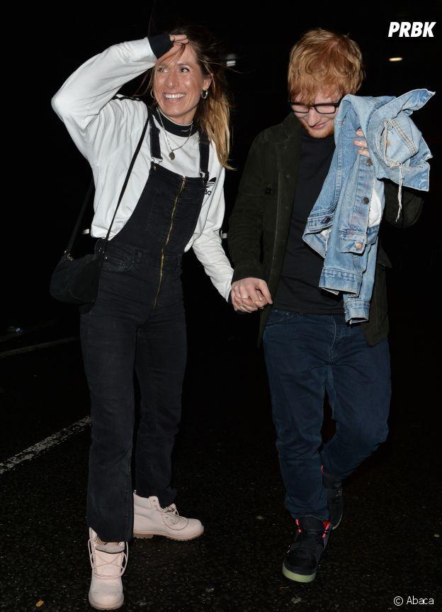 Ed Sheeran marié en secret à Cherry Seaborn : il confirme !