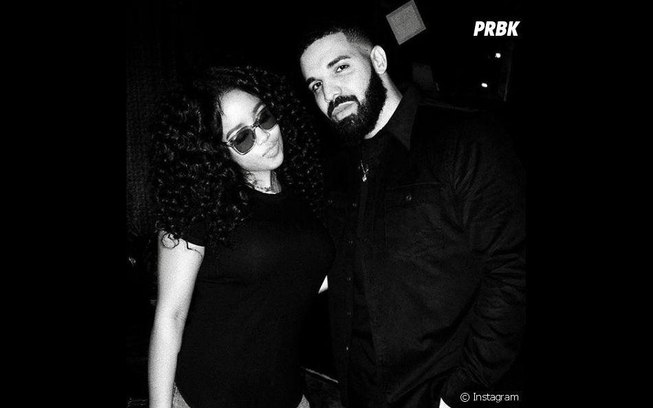 Drake en couple avec Bella Harris ?