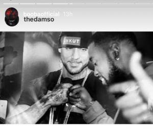 Booba s'en prend (encore) à Damso sur Instagram