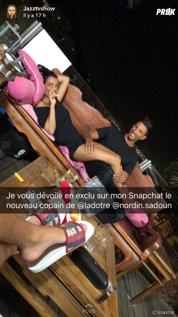 Aurélie Dotremont en couple avec un pote de Jazz et Laurent ?