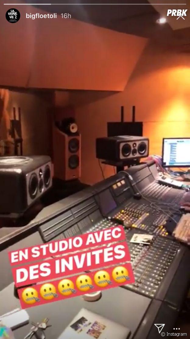 """Bigflo & Oli continuent de travailler sur """"La Vraie Vie 2"""" en studio"""