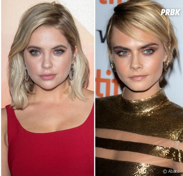 Ashley Benson et Cara Delevingne en couple ? L'actrice de Pretty Little Liars confirme