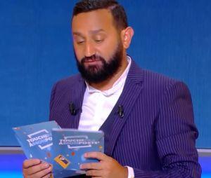 """Cyril Hanouna confirme le retour de Bertrand Chameroy dans TPMP en précisant qu'il """"retravaille"""" sa chronique avant de revenir."""