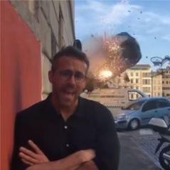 Ryan Reynolds dévoile les coulisses explosives de son film avec Michael Bay