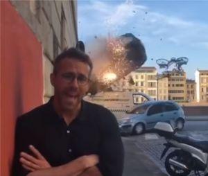Ryan Reynolds dévoile les coulisses explosifs de son film avec Michael Bay