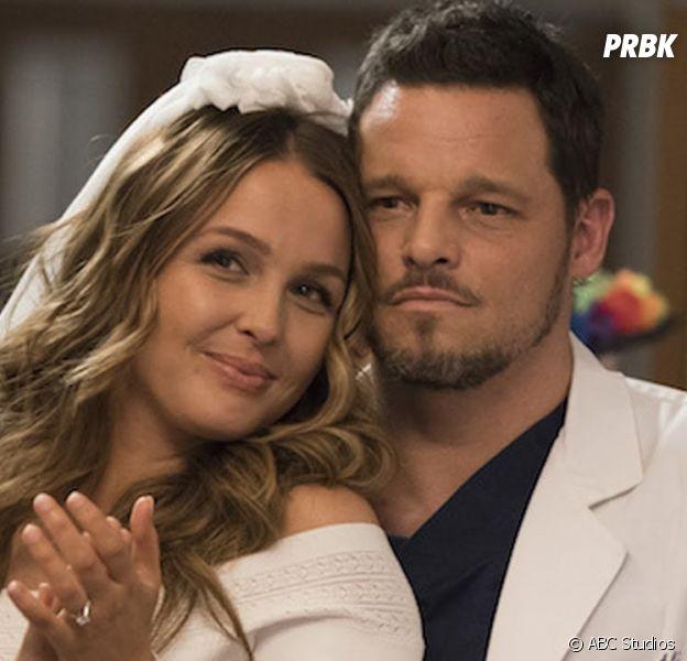 Grey's Anatomy saison 15 : bientôt un bébé pour Alex et Jo ?