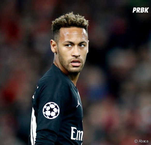 Neymar : son beau geste face à un jeune supporter en larmes