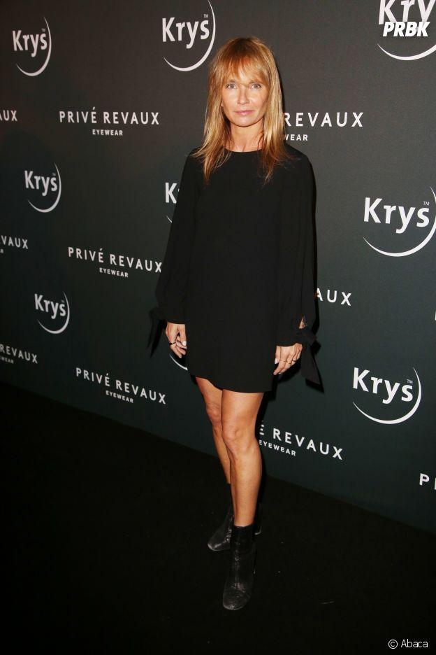 Axelle Laffont à la soirée Privé Revaux x Krys au Café de l'Homme à Paris.
