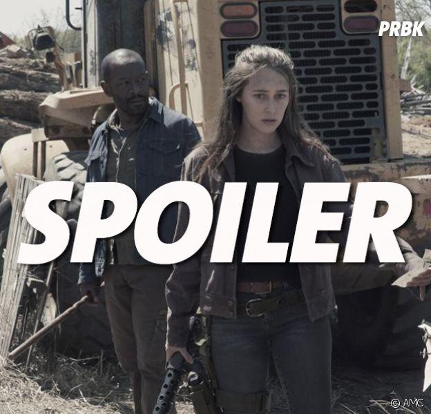 Fear the Walking Dead saison 4 : un mort et un plan annulé, ce qu'il faut retenir du final