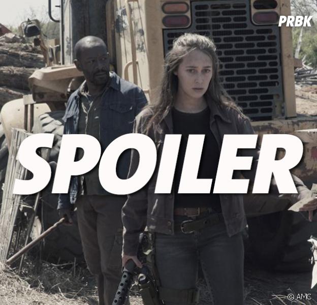 Fear the Walking Dead saison 4 : un mort et un plan annulé
