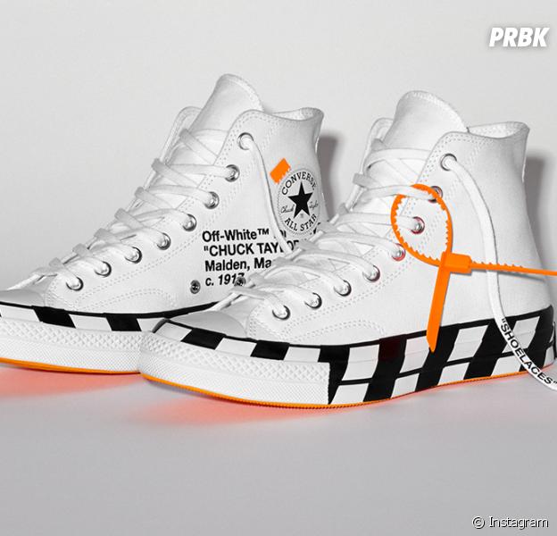 17804a97127d1 Off-White x Converse Chuck Taylor   prix