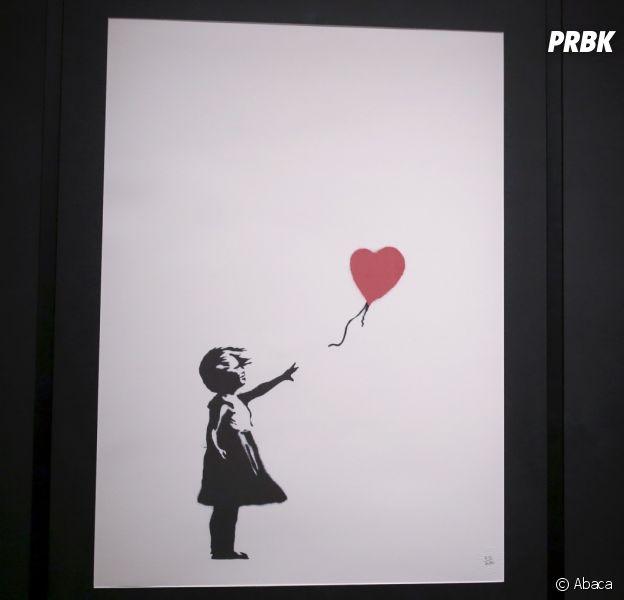 Banksy : une peinture vendue 1,2 millions d'euros... s'auto-détruit en direct