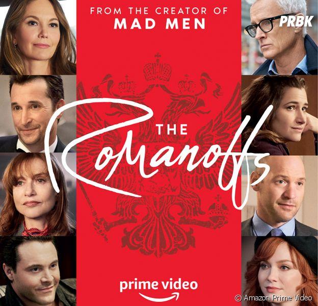 The Romanoffs : Matthew Weinder mise sur l'anthologie après Mad Men, zoom sur la série