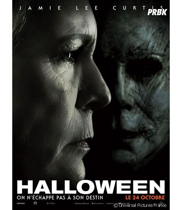 Halloween avec Jamie Lee Curtis.